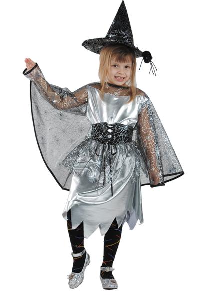 daed5e188251962 Карнавальный костюм для девочки Ведьмочка