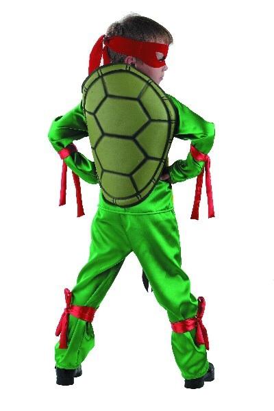Новогодний костюм своими руками для мальчика черепашка ниндзя